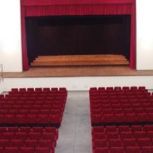 Interno Auditorium