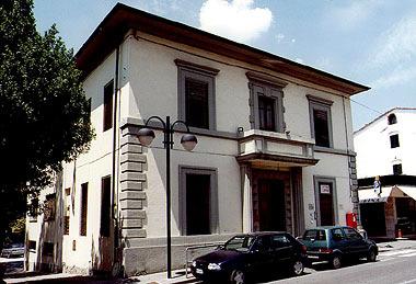 Biblioteca comunale di Porcari